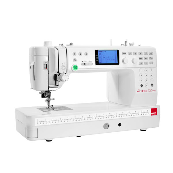 eXcellence 720PRO COMPUTERIZED SEWING MACHINE